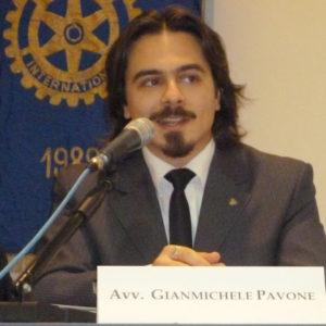 Avv. Gianmichele Pavone